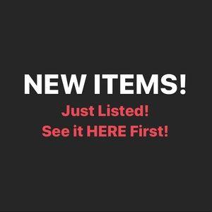 New Listings!